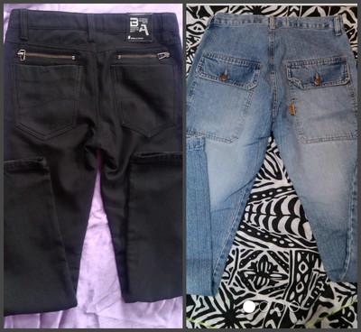Чоловічі джинси або Чорні утеплені штани!!)) Стан Гарний! - 4609055 ... 86158a76c5889