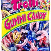 Лот 1 кг Жевательные конфеты Trolli Осьминоги