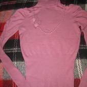 Женский свитер без дефектов,размер S-M
