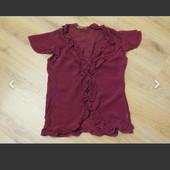 симпатичная блуза