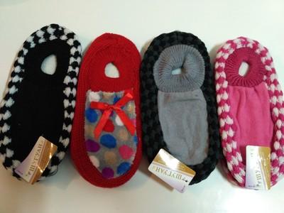 вязаные домашние носки тапочки купить 7210765 интернет аукцион