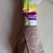 Бежеві капронові носочки 5 пар