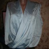 Новые)))Блузочки размер голубая xl чёрная xxl лот 1 шт,размер на выбор