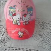 Красивая кепка Hello Kitty 48-50