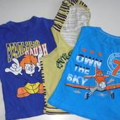 Комплект футболок одним лотом!!! р. 92-98