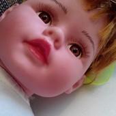 Интерактивная кукла, читайте описание