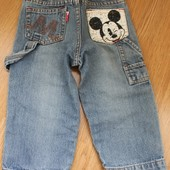 Джинсы Disney, 92-98р