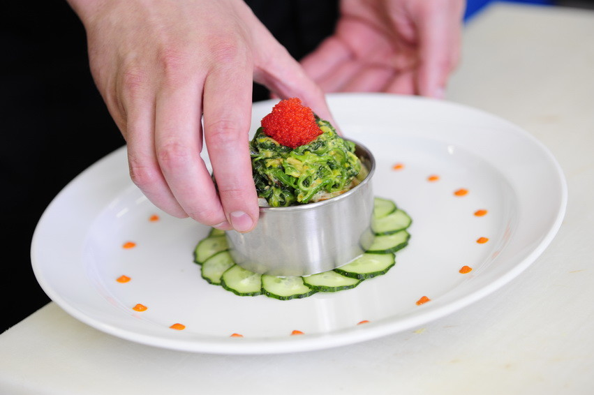 Салат в формочках рецепты с