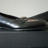 Туфли премиум качества Munro из США - натуральная кожа - стелька 24 см