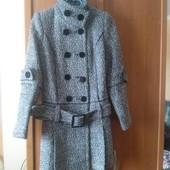 Пальто на стройную девушку