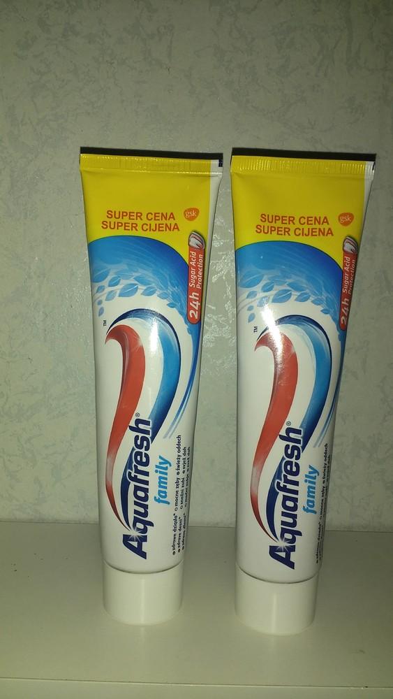 weaknesses of aquafresh toothpaste