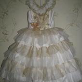 Продам платья 98-104