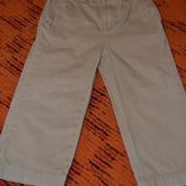 Кремовые брючки легкий джинс на 24 мес Polo