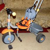 Трехколесный велосипед Milly Mally Boby
