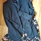 Стильный пиджак M&S, в идеале, размер 10
