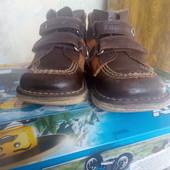 Деми ботинки Kickers!!!
