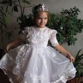 платье  снежинка,зимушка