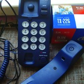 Телефон Техет ТХ-226,для дома/офиса