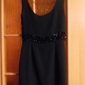 Платье черное размер 42-44