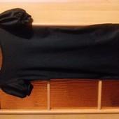Платье черное, размер 42-44