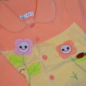 Осенне-весенний костюмчик для девочки 1-2 лет