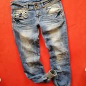 Стильные женские джинсы Tally Weijl 36 в прекрасном состоянии