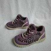 Ecco оригинальные кожаные ботинки 23