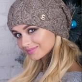 Теплые женские шапки на флисе!Качеством останетесь довольны!