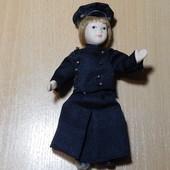 Распродажа коллекции. Кукла фарфоровая. Германия.