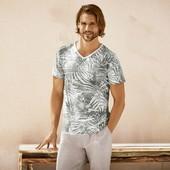 Стильная мужская футболка  Livergy размер L