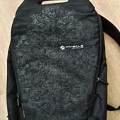 Плотная сумка рюкзак для ноутбука и тд...