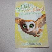 книга The owls of blossom wood