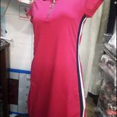 Платье поло размер L
