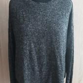 Класный свитшот(реглан,свитерок),р.XL