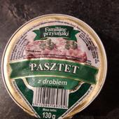 Вкуснючий паштет Familijne przysmaki 130 грам.Польша
