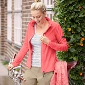 ☘ Флисовая термокуртка на молнии от Tchibo(Германия), размеры наши: 50-54 (L-XL евро)