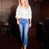 ☘ Качественные джинсы, моделирующие фигуру, Tchibo(Германия), размеры наши: 48-50 (42 евро)