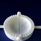 Форма пластмассовая для вареников d 8 см