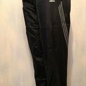 Распродажа склада! Последний размер 2XL Мужские спортивные штаны Аdidas на подкладке