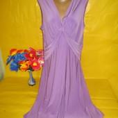 Очень красивое женское нарядное платье  Nina Leonard (Нина Леонард) грудь 52 см  !!!!!!!!!
