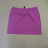 Легкая, трикотажная мини юбка от Takko, Германия. См. замеры!