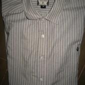 новая рубашка Volcom    р.М  100%коттон     (сток на дефекты проверено)
