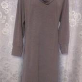 Платье c хомутом  54-56р