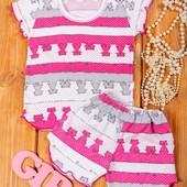 Пижамки для ваших принцесс!