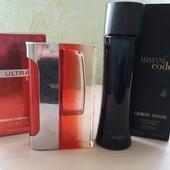 2 мужских парфюма в 1 лоте))