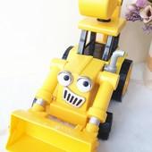 Машинка автомобиль интерактивный  трактор Hasbro