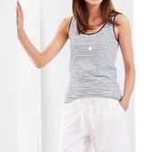 Трикотажные белые шорты  ТСМ Чибо германия   размер 36 евро=42-44