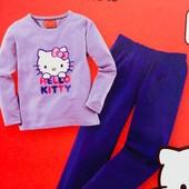 Милая хлопковая пижама на девочку Sanrio на рост 98-104, 110-116 и 122-128 см! Германия