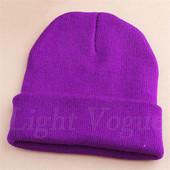 Теплая двойная шапка, цвет на выбор победителя