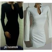 Total sale коллекции,Качество Люкс,Платье футляр из трикотажа,в лоте только Белое!!!+Подарок